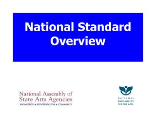 National Standard  Overview
