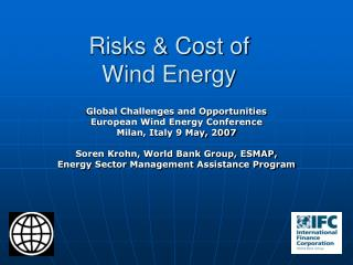 Risks & Cost of Wind Energy