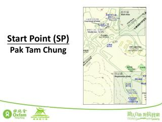 Start Point (SP) Pak Tam Chung