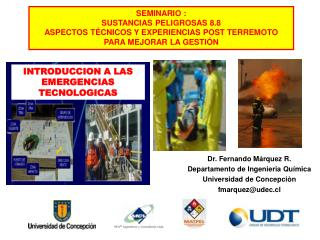 INTRODUCCION A LAS EMERGENCIAS TECNOLOGICAS