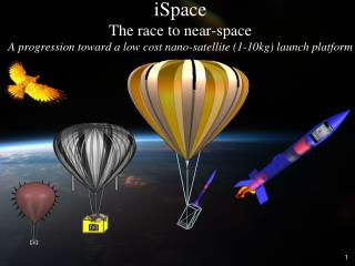 iSpace The race to near-space