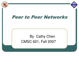Peer to Peer Networks