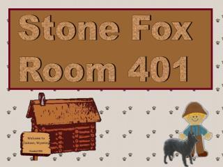 Stone Fox Room 401