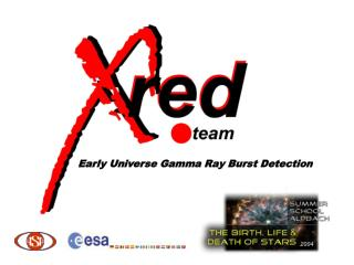 Early Universe Gamma Ray Burst Detection