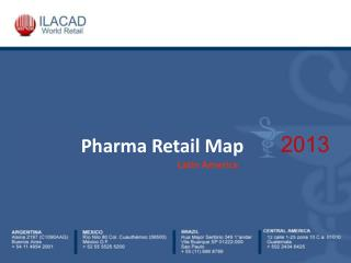 Pharma Retail Map