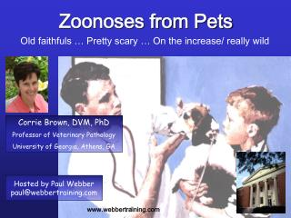 Zoonoses from Pets
