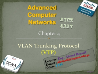 Chapter 3   VLANs