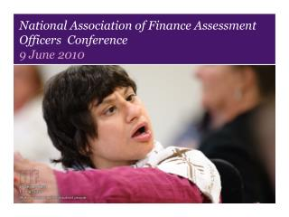 National Association of Finance Assessment Officers  Conference