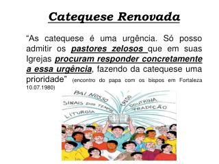 Catequese Renovada