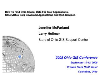 How To Find Ohio Spatial Data For Your Applications.