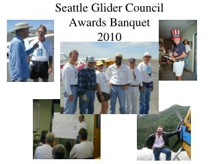 Seattle Glider Council Awards Banquet 2010
