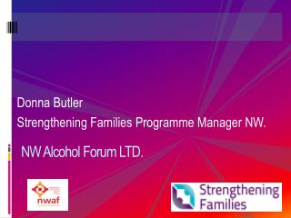 NW Alcohol Forum LTD.