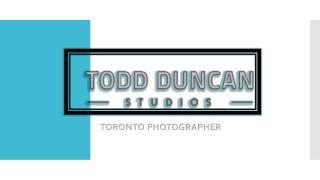 Toronto Photographer