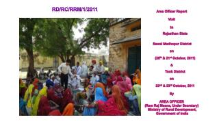 RD/RC/RRM/1/2011