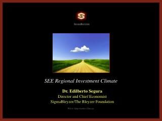 SEE Regional Investment Climate