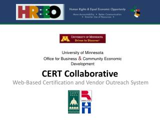 CERT Collaborative