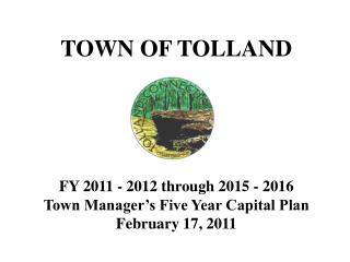 TOWN OF TOLLAND