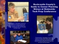 Rockcastle County s  Guide to Career Planning  Shines at Statewide  Tech Prep Conference