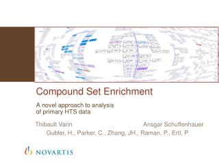 Compound Set Enrichment
