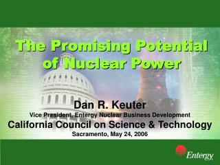 The Promising Potential of Nuclear Power