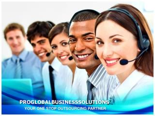 One Stop Outsourcing Shop -Offshore Service Provider