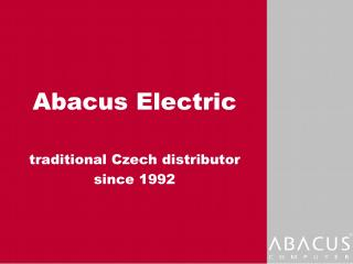 Abacus Electric