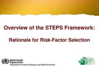 Overview of the STEPS Framework: