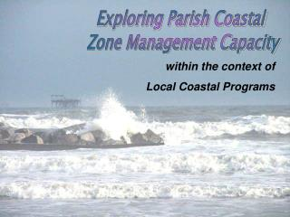 within the context of  Local Coastal Programs