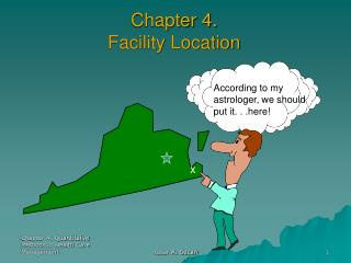 Chapter 4.  Facility Location