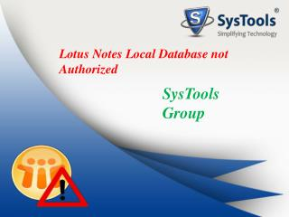 Remove NSF local database security