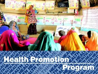 Community Health Workers (MARVI):
