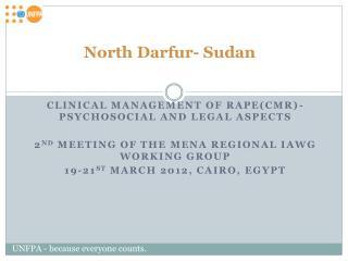 North Darfur- Sudan