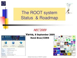 The ROOT system Status  & Roadmap