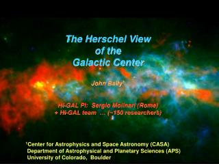 1 Center for Astrophysics and Space Astronomy (CASA)