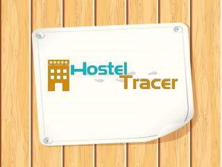 A Smart Way to Serach your Hostel