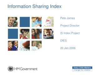 Information Sharing Index