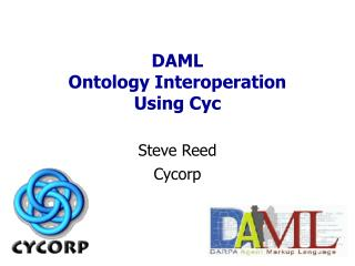 DAML Ontology Interoperation Using Cyc