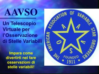 AAVSO