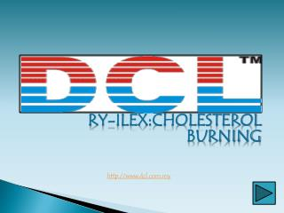 RY-ILEX:CHOLESTEROL BURNING