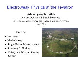 Electroweak Physics at the Tevatron