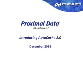 Introducing AutoCache 2.0  December 2013