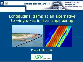 Longitudinal dams as an alternative to wing dikes in river engineering