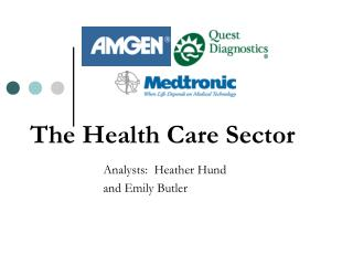 The Health Care Sector