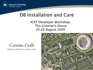DB Installation and Care