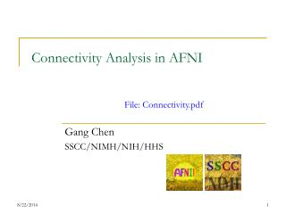 Connectivity Analysis in AFNI