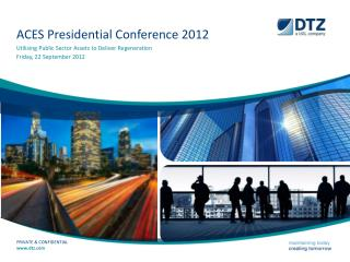 ACES Presidential Conference 2012