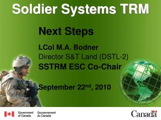 Soldier Systems TRM