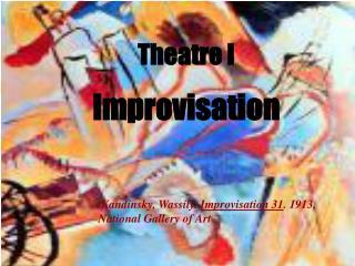 Theatre I