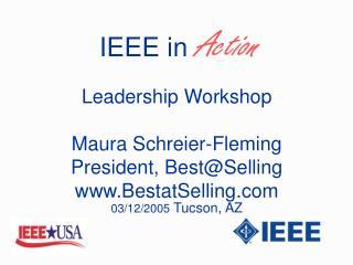 IEEE in Action