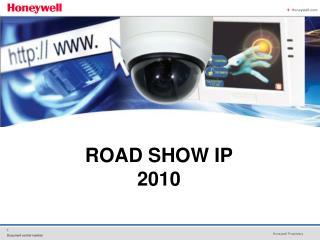 ROAD SHOW IP 2010